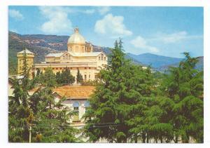 Loano Italy Mount Carmel Monte Carmelo Convent Postcard