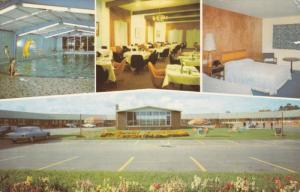 Kirkwood Motor Hotel , CHARLOTTETOWN , PEI, Canada , PU-1971