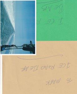 Bear Swensen Ice Cold Truckers 3x Autograph & Ephemera Bundle