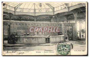 Old Postcard Vichy Source Chomel