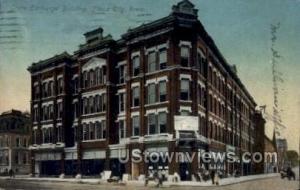 Grain Exchange Building Sioux City IA 1912