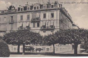 GENEVE , Switzerland , 00-10s ; Hotel d'Angleterre