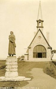 Canada - Nova Scotia, Grand Pre - Memorial Park **RPPC