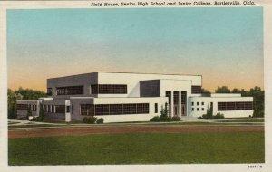 BARTLESVILLE, Oklahoma, 10-30s; Field House, Senior High School & Junior College