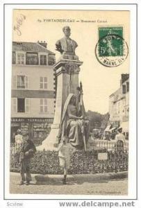 Monument Carnot, Fontainebleau, France, 00-10s