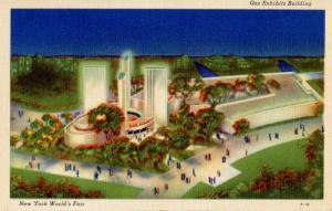 NY - 1939 New York World's Fair. Gas Exhibits Building