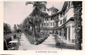 Hotel Cristina Algeciras Spain Unused
