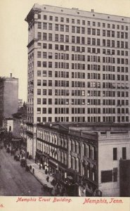 MEMPHIS , Tennessee, 1900-10s ; Trust Building #3