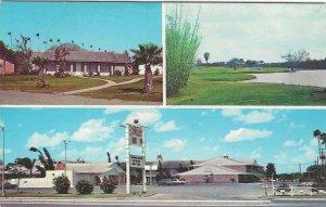 1960's Valley Inn & Country Club, Brownsville, Texas Chrome Postcard
