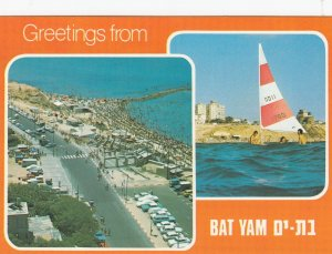 BAT YAM , Israel , 50-70s