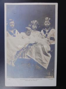 Royalty CHILDREN OF T.R.H. THE PRINCE & PRINCESS OF WALES c1904 by J. Beagles