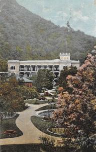 Romania Baile Herculane, Herkules-furdo Herkules Bad Rudolfshof Parkanlage 1918