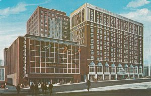 KANSAS CITY, Kansas, HOTEL MUEHLEBACH, 50-60s