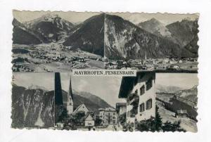 Multi-Views,Mayrhoffen,Pe nkenbahn,Austria,PU-1956