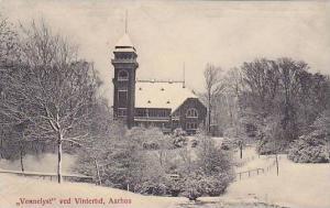 AARHUS , Denmark , 00-10s ; Vennelyst ved Vintertid