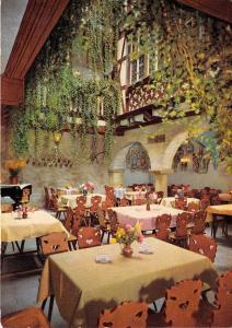 GG3492 cafe restaurant konditorei pastry shop baumeisterhaus  rothenburg germany