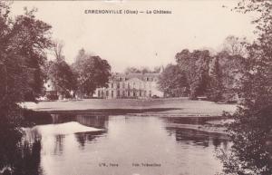 ERMENONVILLE (Oise) , France , PU-1933 : Le Chateau