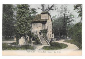 Versailles Parc du Petit Trianon Le Moulin The Mill Postcard