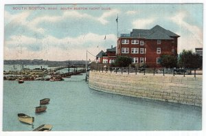 South Boston, Mass, South Boston Yacht Club