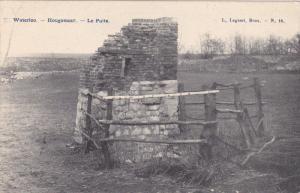 Hougomont, Le Puits, WATERLOO (Walloon Brabant), Belgium, 1900-1910s