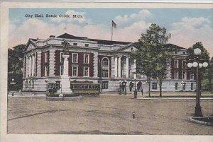 Michigan Battle Creek City Hall