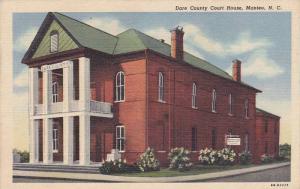 Dare County Court House, Manteo, North Carolina, 1930-1940s