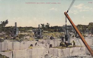 CARTHAGE , Missouri , 00-10s; McNerney Quarry