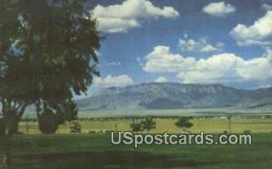 Sandia Mountains Albuquerque NM Unused