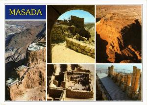 CPM AK Masada ISRAEL (783963)