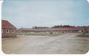 Boxwood Tourist Court and Cafe, U.S. 70, MORGANTON, North Carolina, 40-60's