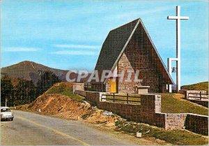 Postcard Modern Roncesvalles Puerto Ibaneta