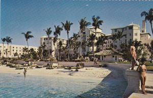 Oceanside View, Sheraton British Colonial Hotel, NASSAU, Bahamas, 40-60´s