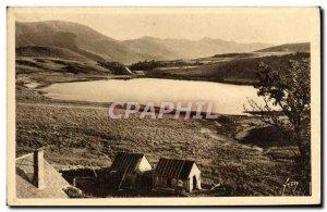 Postcard Modern Surroundings Du Mont Dore Lac De Guery