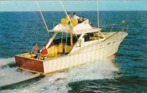 Post 37' Custom Fisherman Fishing Boat Post Marine Company River Road Mays La...