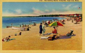 MA - Craigville, Cape Cod. Beach
