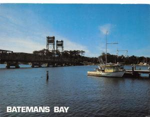 Australia Batemans Bay Eurobodalla Coast New South Wales Clyde River Bridge