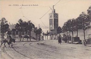 TUNIS.-Mosquee de la Kasbah , 00-10s