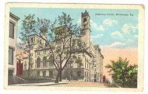 Jefferson Hotel, Richmond, Virginia,  00-10s