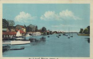 BELLEVILLE , Ontario , 1939 ; Bay of Quinte
