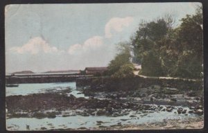 Aberdour  Harbour 1904
