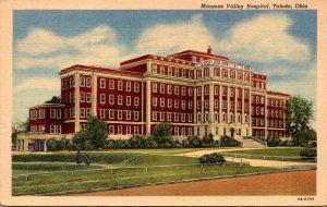 Ohio Toledo Maumee Valley Hospital Curteich