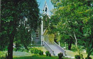 Canada St John The Divine Church Yale Fraser Canyon British Columbia