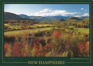 Mount Washington Valley New Hampshire 2002