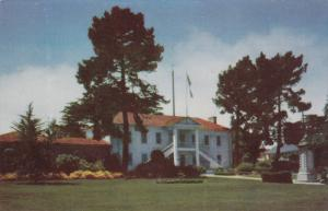 Cotton Hall, Monterey, Caliornia, 40-60s