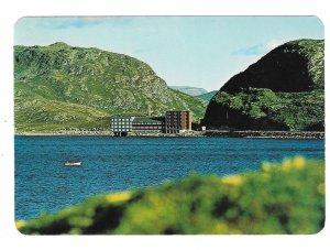 Norway Tyin Jotunheimen HoyfJellshotel Hotel Norge Vtg Postcard 4X6