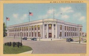 New York Rochester New U S Post Office 1948