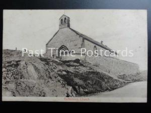Old PC - Buttermere Church, Cumbria