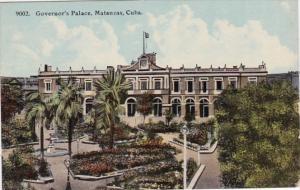 Cuba Matamzas Governor's Palace