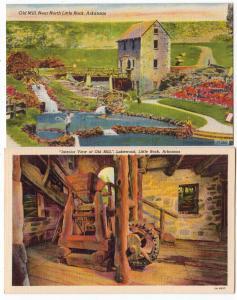 2 - Old Mill, Little Rock, AR