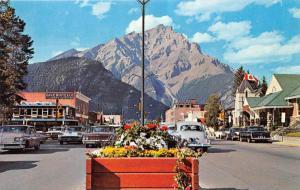 Alberta  Banff     Main Street